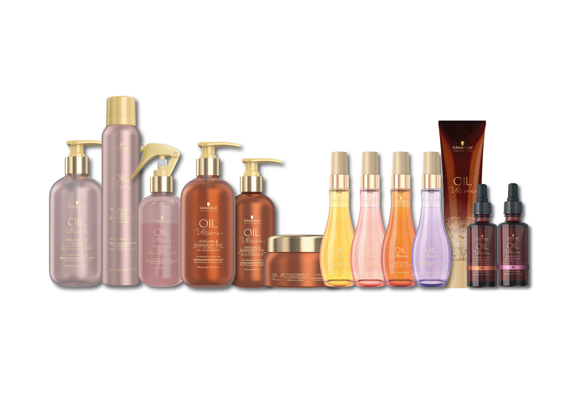 2c561e6666 Oils in hair care. New cosmetics by Schwarzkopf Professional OIL Ultime