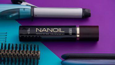 healthy hair thanks to Nanoil